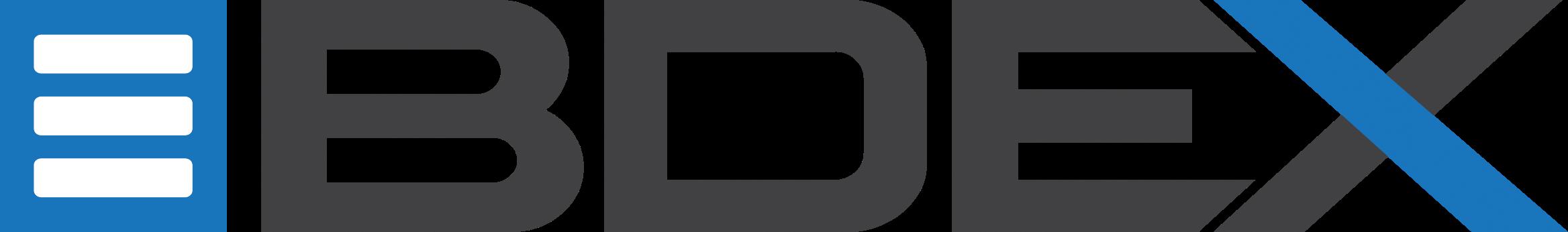 BDEX Logo