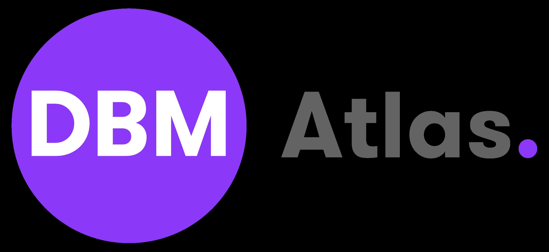 DBM Atlas. logo