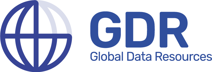 Global Data Resources logo