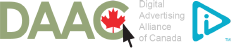 DAAC - Digital Advertising Alliance of Canada logo