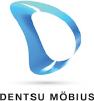 Dentsu Mobius logo