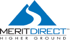 Merit Direct - Higher Ground logo
