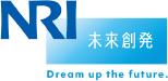 NRI - Dream up the future. logo