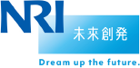 NRI - Dream up the future. logo