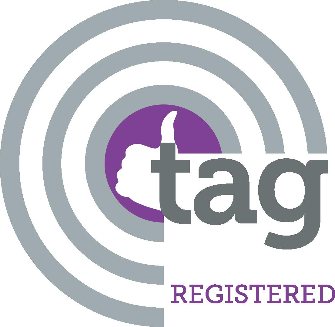 rgb TAG Registered