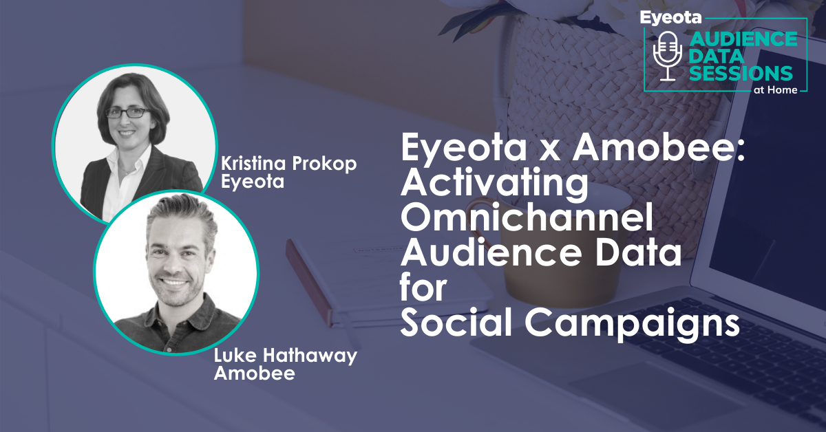Eyeota Amobee Omnichannel Campaigns
