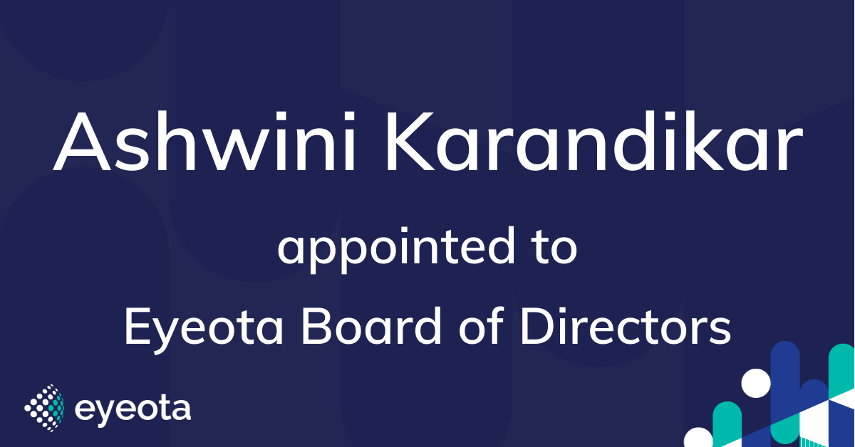 PR: Ashwini Karandikar BOD