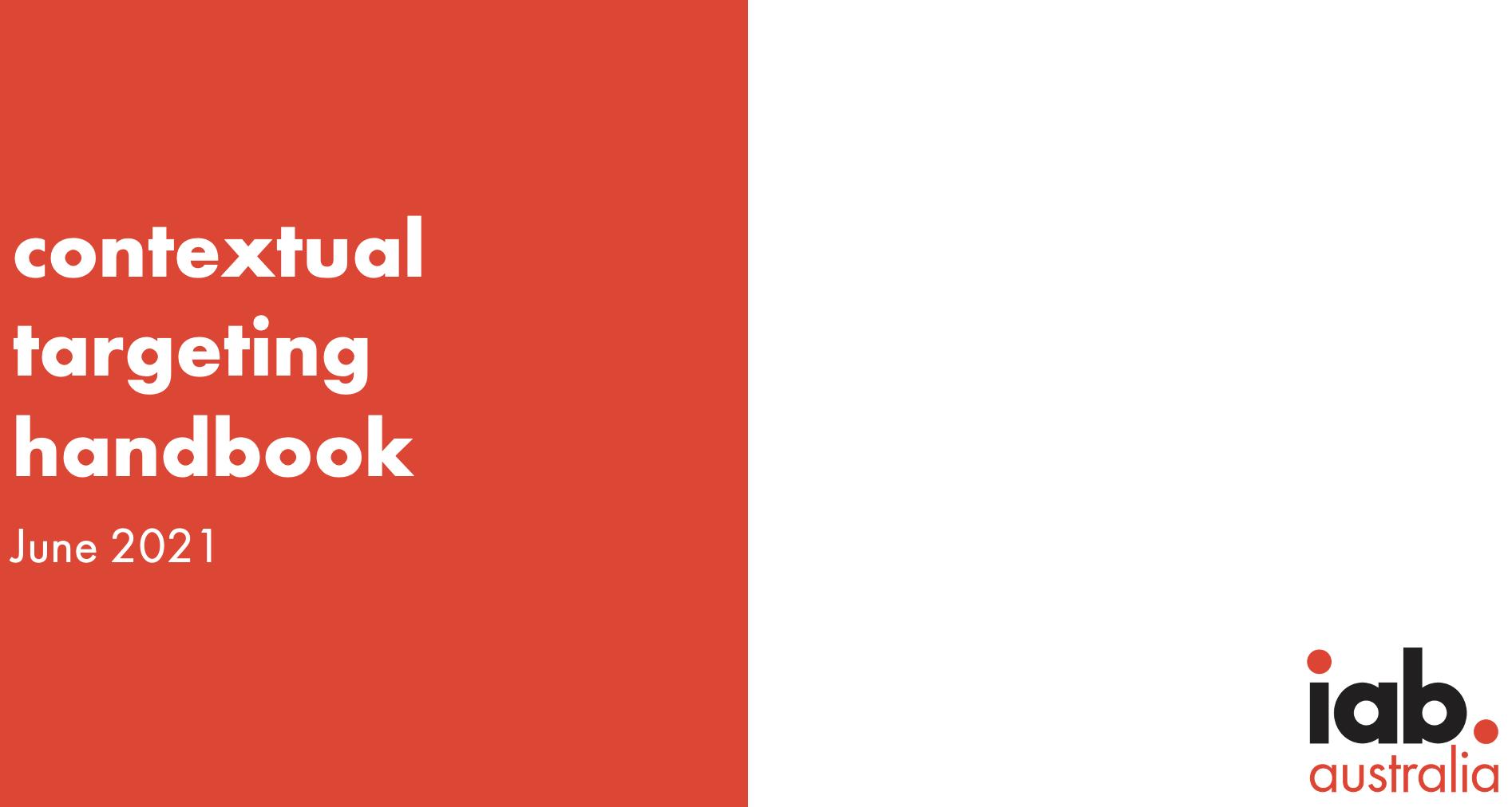 Contextual Targeting Handbook June 2021