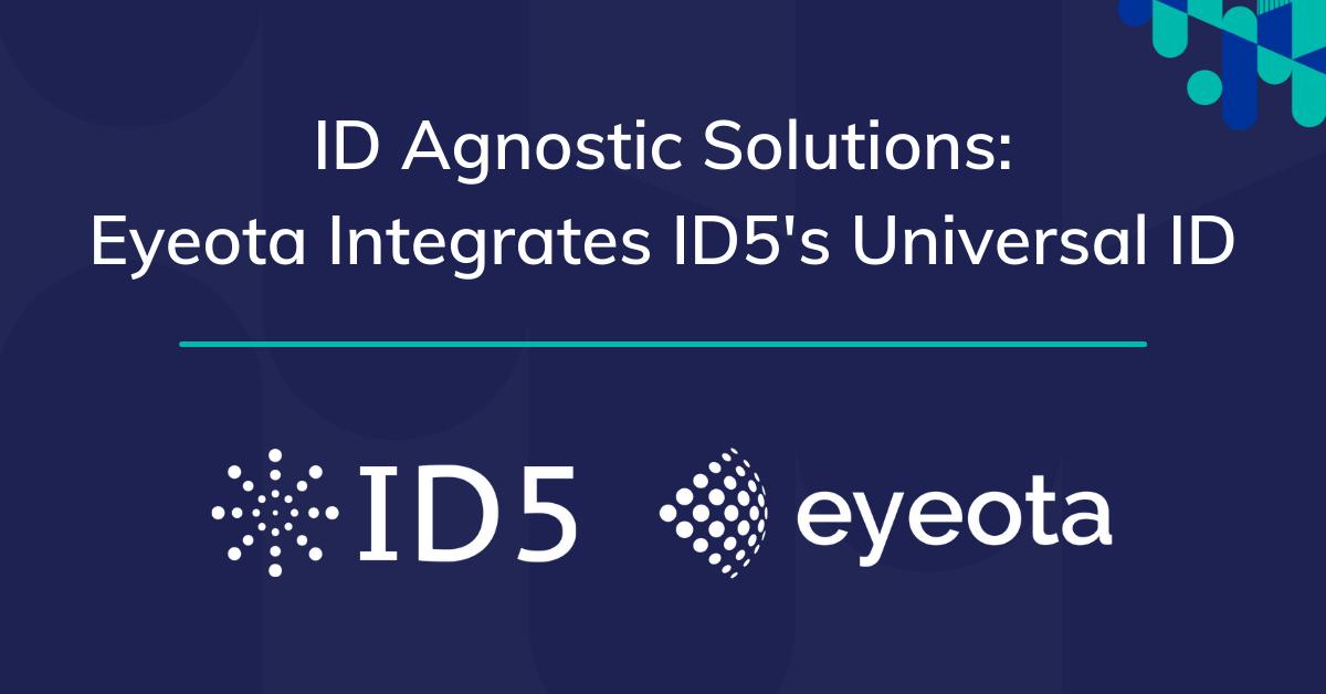 Eyeota ID5 Universal ID