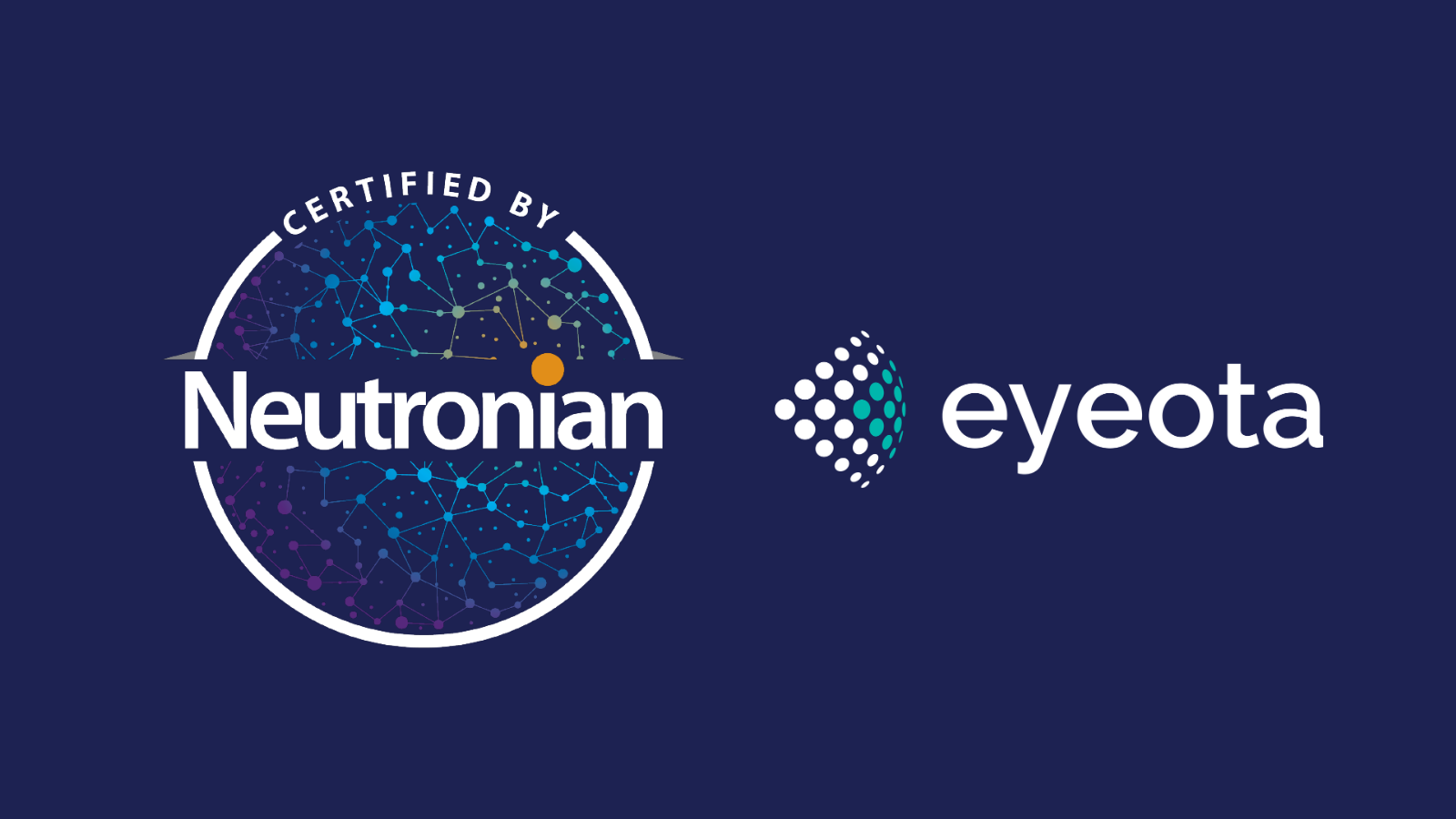 Neutronian and Eyeota Data Quality Certification Initiative