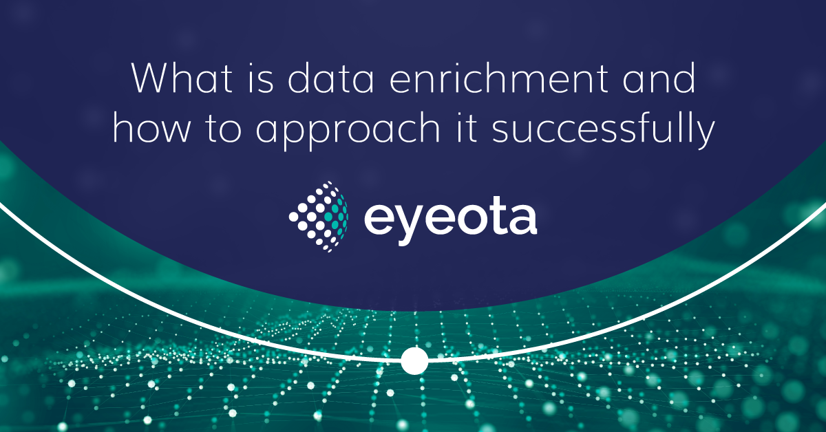 data enrichment eyeota
