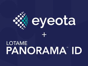 Eyeota + Lotame Panorama ID