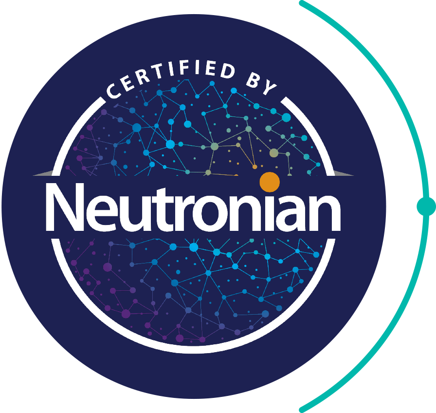 Certified by Neutronian logo